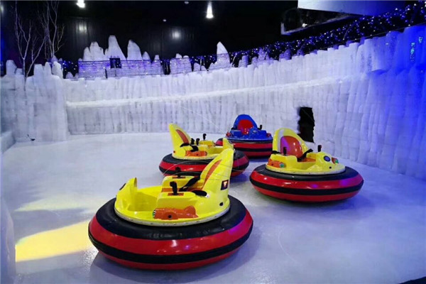 Ice Bumper Car for Sale in Winter Parks
