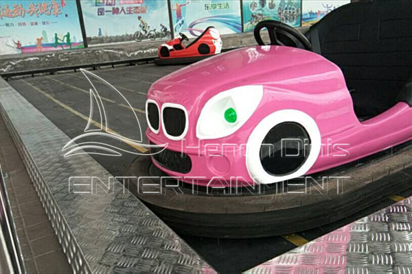 Bumper Cars for Sale for Parks, Squares, Stores and Shopping Malls