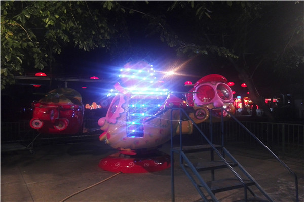 Amusement Aircraft Ride for Sale