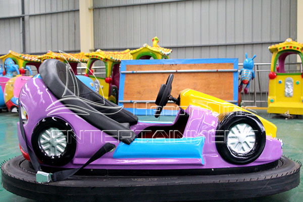 Amusement Battery Charged Dodgem Car Rides are Suitable for Carnivals and Fairs!