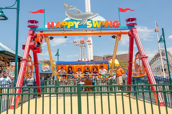 Prices on Amusement Park High-quality Wave Swinger Rides Cheap from Dinis