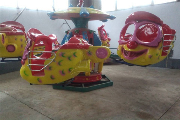 Amusement Park Mechanical Airplane Ride for Sale