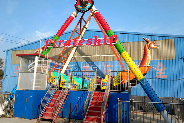 Buy Carnival Amusement Swing Viking Ship Rides from Dinis Amusement Company!