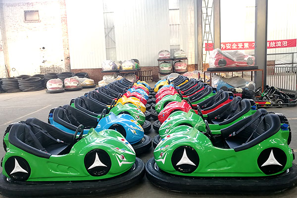 Start A Battery Operated Bumper Car Amusement Park Business from Buying Battery Charged Bumper Car Rides!