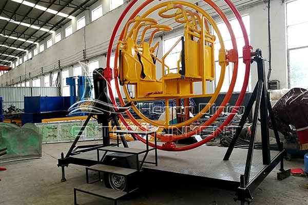 Buy Human Gyro Rides from Dinis Human Gyroscope Parts Supplier