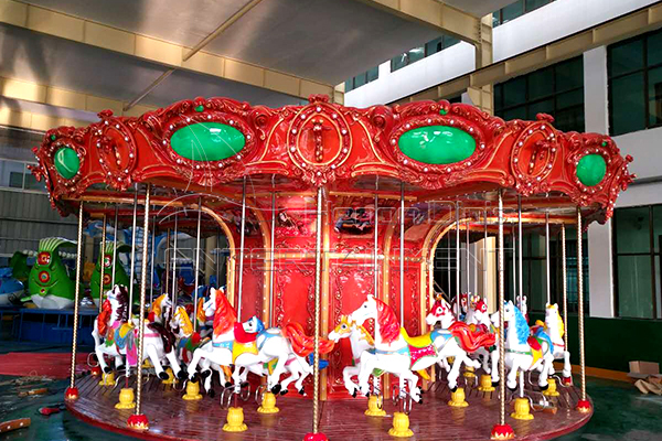 Buy Large Carousel Rides at Low Prices from Dinis Direct Sale Supplier