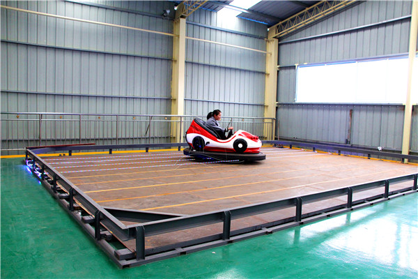 Buy Mobile Laser Battery-operated Bumper Car Rides for Games from Dinis