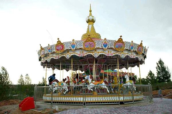 Carousel Carnival Amusement Ride for the Fairs and Carnivals from Dinis
