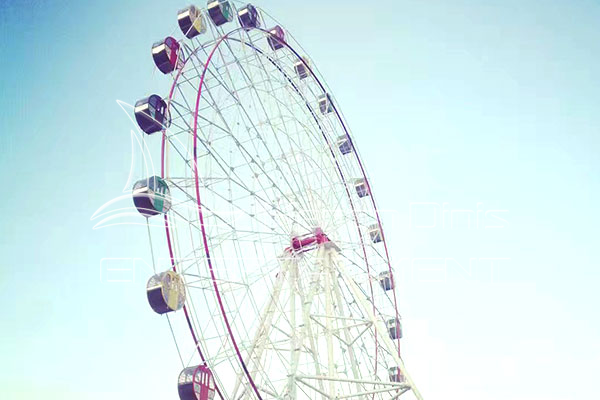 Choose Family Amusement Ferris Wheel Rides for Theme Parks from Dinis Family Rides Manufacturer in China