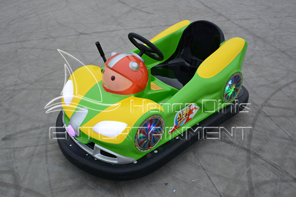 Coin Operated Kids Battery Bumper Cars Rides for Children to Have Fun in Parks and Shopping Malls