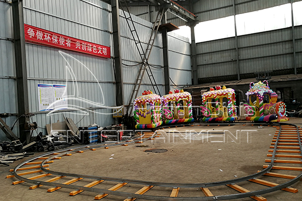 Purchase Dinis Carnival Rides for Sale Train at Competitive Prices!