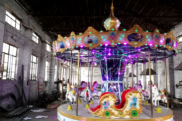 Dinis Carousel Carnival Amusement Rides for Sale for Fair Parks
