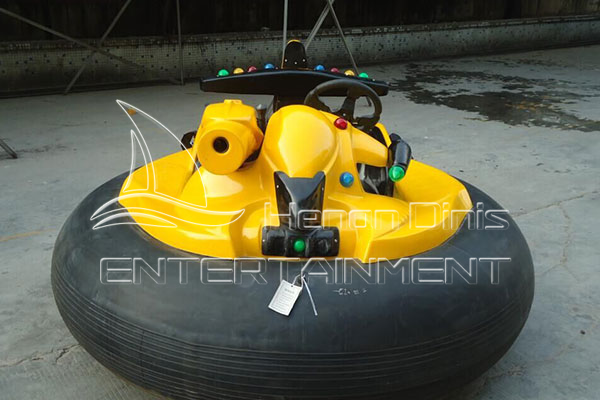 Dinis Hot Sale Inflatable Spin Zone Battery Bumper Car Rides for Sale for Theme Parks and Water Parks