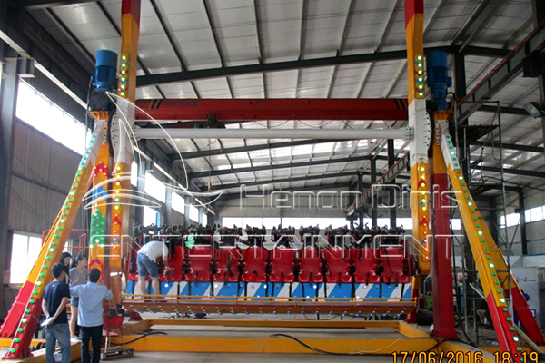 Excellent Top Spin Space Travel Ride Manufacturer in China