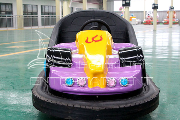 High Quality Adults Bumper Battery Operated Cars with Beautiful LED Lights for Sale in Dinis