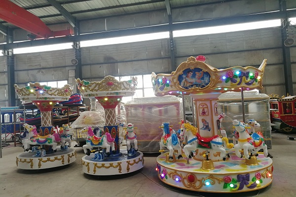 High-quality Cheap Carousel Ride for Sale in Amusement Parks, Theme Parks and Shopping Malls