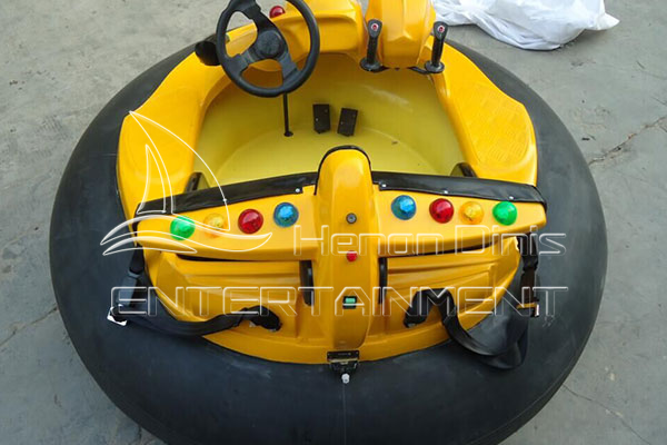 Hot Attractive Kids Battery Operated UFO Bumper Cars Amusement Rides for Sale in Dinis Plant