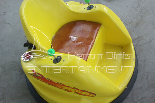 Inflatable Entertainment UFO Bumper Cars for Sale in Dinis