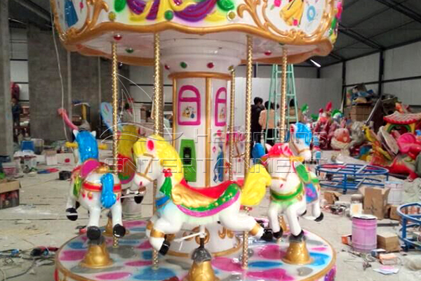 Seize the Business of Kids Merry Go Round to Make Great Profits!