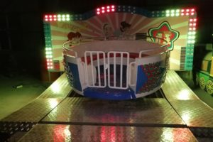 Latest Disco Tagada Ride for Sale from Dinis Thrill Rides Manufacturer New for Entertainment