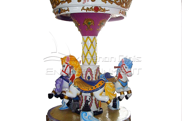 Get Backyard Mini Merry Go Round for Toddlers from Dinis in China