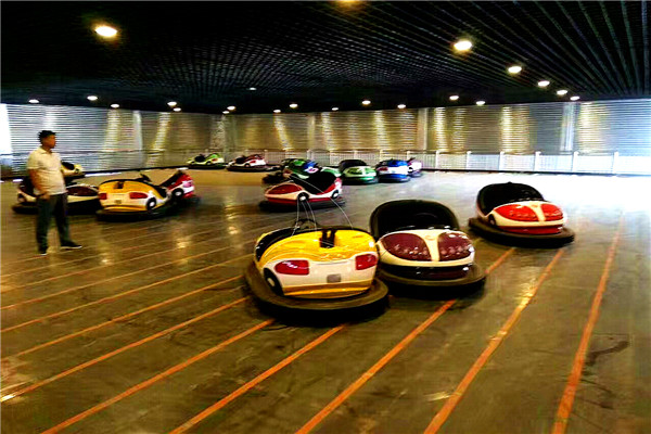 Mobile Dodgem Bumper Car Rides are Suitable for Carnivals and Funfairs due to its Easily Transportable Feature