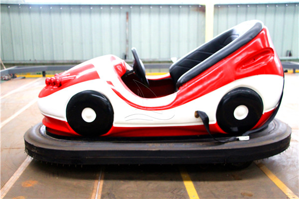 New Bumper Cars Portable Rides with Colorful Lights Developed by Dinis Company