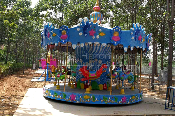 Ocean Themed Kid Toy Set Children's Carousel Rides for Sale in Dinis Group