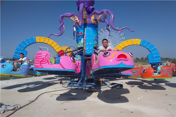 Octopus rides and self-control series for sale