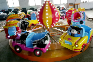Outdoor Miniature Carnival Amusement Park Rides Motorcycle Race Equipment for Sale