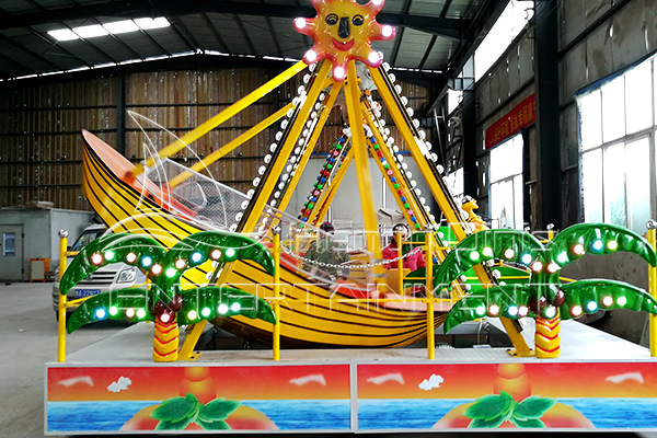 Purchase Pirate Ship Swing Amusement Rides from Dinis Park Ride Manufacturer in china!