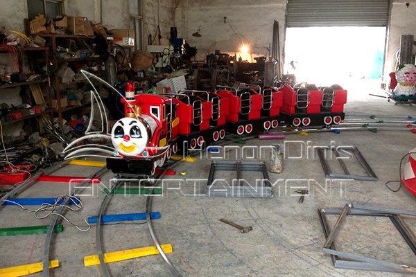 Prices of Thomas Amusement Rides on Train Manufactured by Dinis Are Appealing