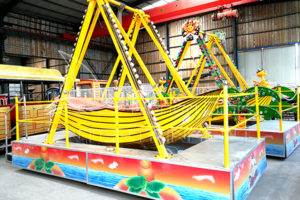 Purchase Amusement Park Pirate Ship Playground Equipment at Low Prices for Your Amusement Business
