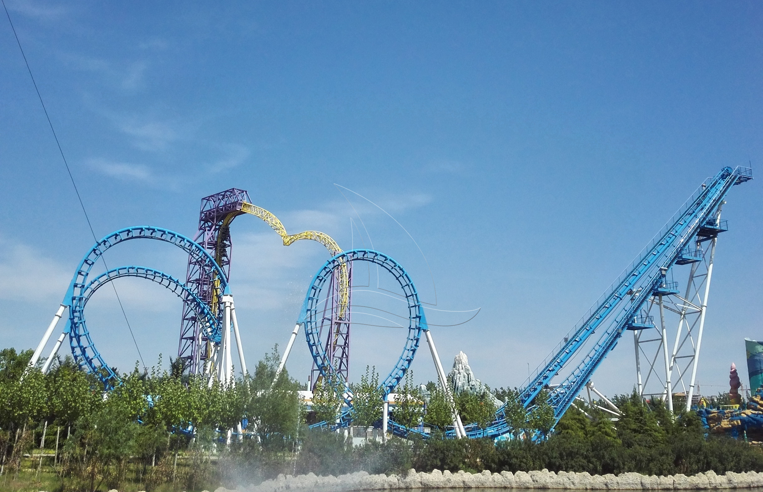 Do You Have A Roller Coaster Theme Park to Have Fun?