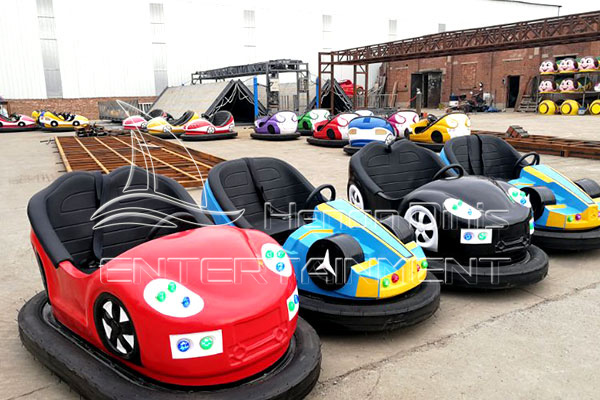Theme Park Battery Powered Dodgem Cars, An Indispensable Existence in Amusement Parks and Recreation Center