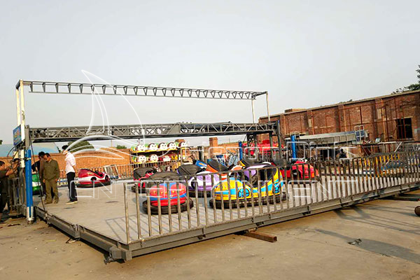 Various Kids Bumper Cars Play Parks for Sale Available in Dinis