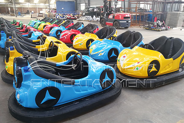 Various Mini Fairground Dodgem Bumper Car Electric Rides are Available in Dinis Company